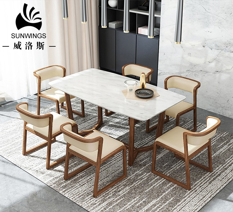 Luxury Granite Top 48 Inch Round Dining Table With Wood Leg Set Product On Alibaba