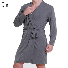 c1d4490428 Bamboo Bathrobe