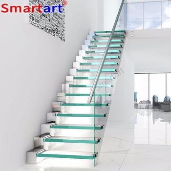 Delicieux Stainless Steel Railings Staircsae Glass Stair Manufacture   Buy Stainless  Steel Staircase,Glass Stair Manufacture,Stainless Steel Stair Railing ...
