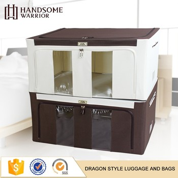Large Capacity China Living Room Foldable Fabric Storage Box Part 34