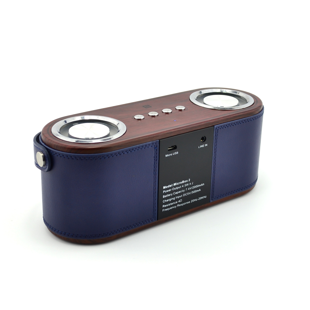 Powerful & Stylish Portable Bluetooth Speaker with Super Bass Audio Sound