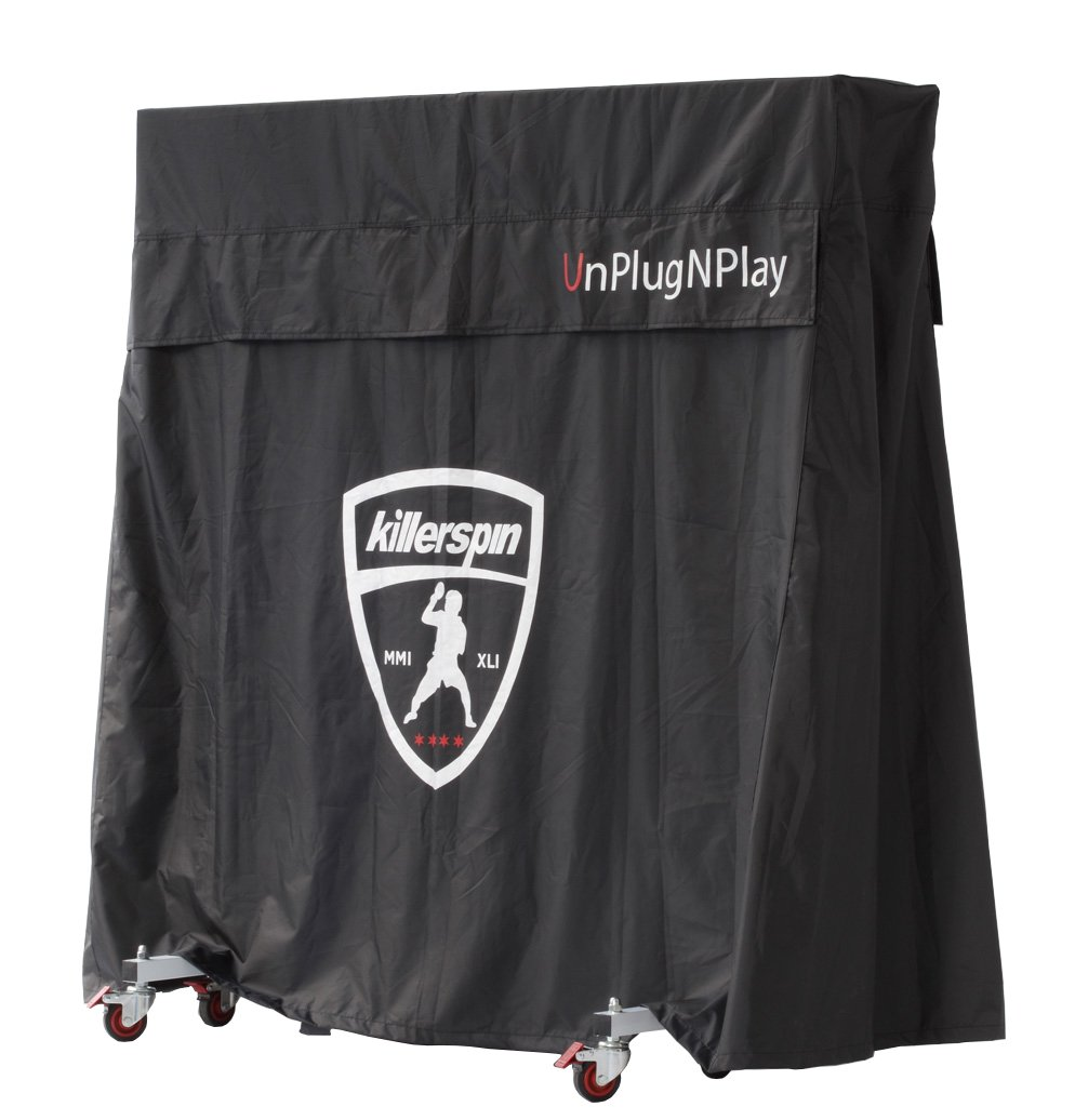 Killerspin MyT Jacket Table Tennis Table Cover, Premium Ping Pong Table Cover