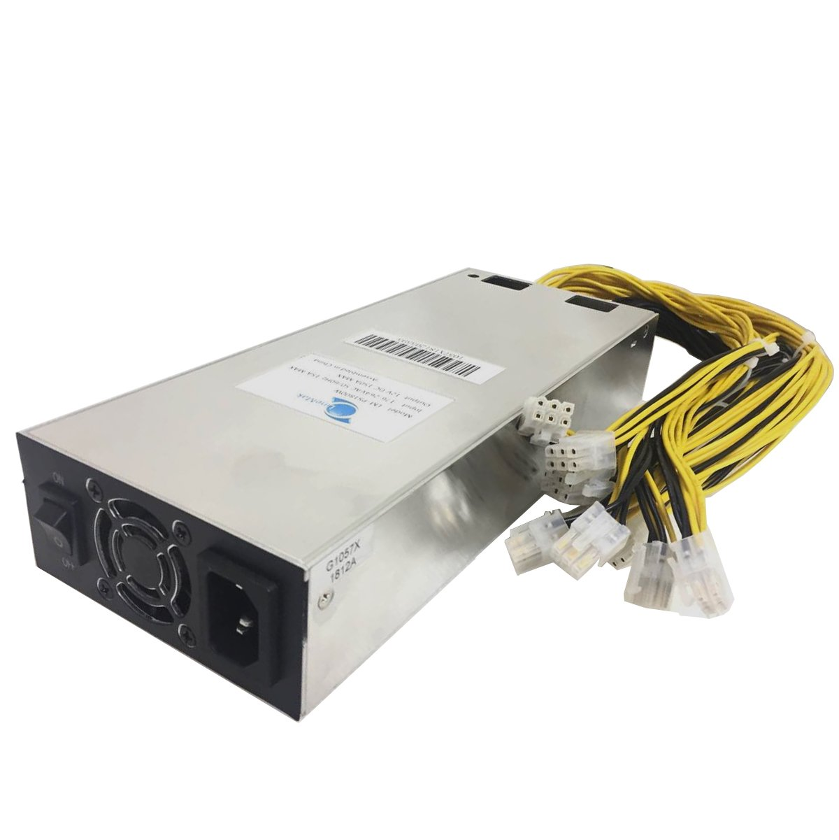 Cheap Low Power Psu Find Deals On Line At Alibabacom Antec Atx12v Supply Tester Get Quotations Linemak Antminer Apw3 Requires 176v 264v 1800w 50 60hz 15amp Max