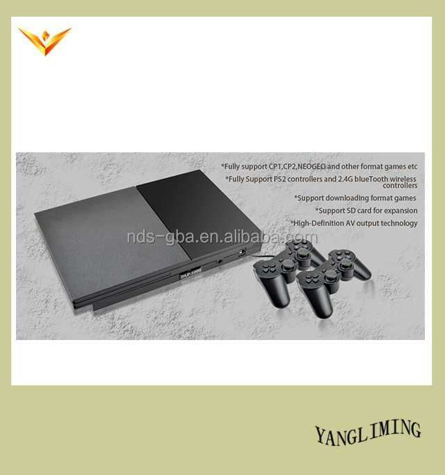 China manufacturer wholesale PAP-1000 TV box game console built-in 102 games