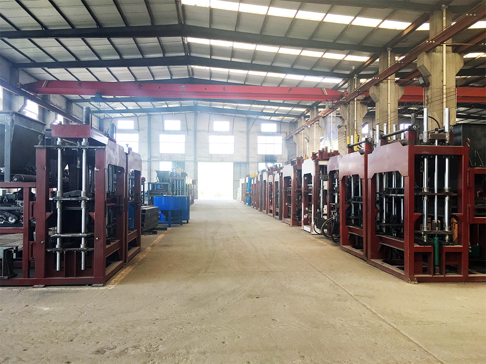 block and automatic paving brick making machine