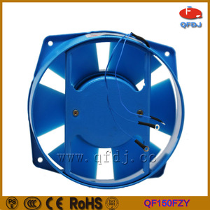 qifang 150fzy tunnel ventilation fan Cylinder type fan marine ventilation fan