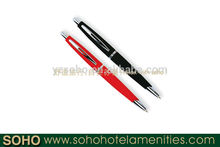 Promotional pen,plastic ball pen,hotel ballpiont pen