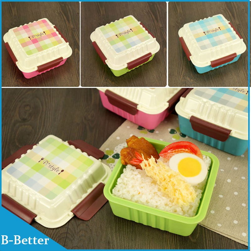 High Quality Bento Lunch Box Plastic Food Containers ...