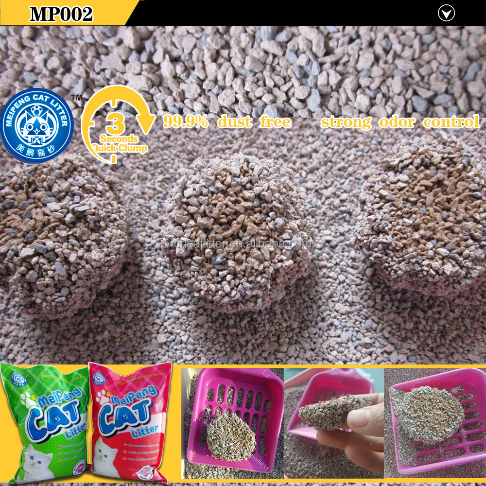 professional cats product manufacture of bentonite cat litter for cats toilet