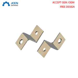Hardware manufacturing OEM custom z shaped metal bracket
