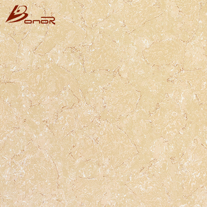 indoor living room fire resistant vitrified wall tiles vendor in foshan home textured shiny cream colored ceramic wall tile
