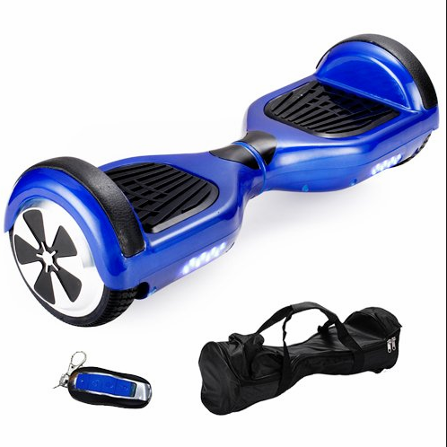 8inch Electric Kick Scooters 350W adult foot skateboard, foldable self balancing e-scooter