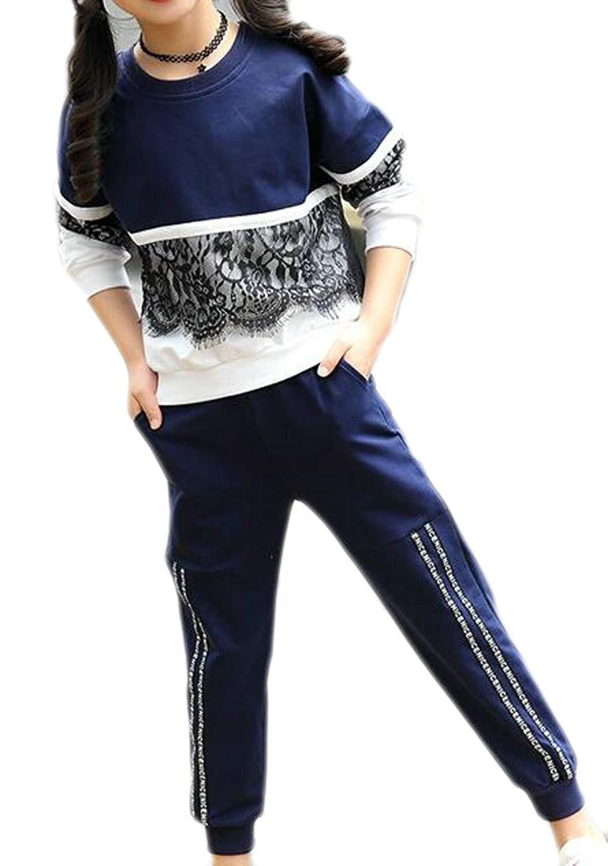 dark blue shirt matching pants