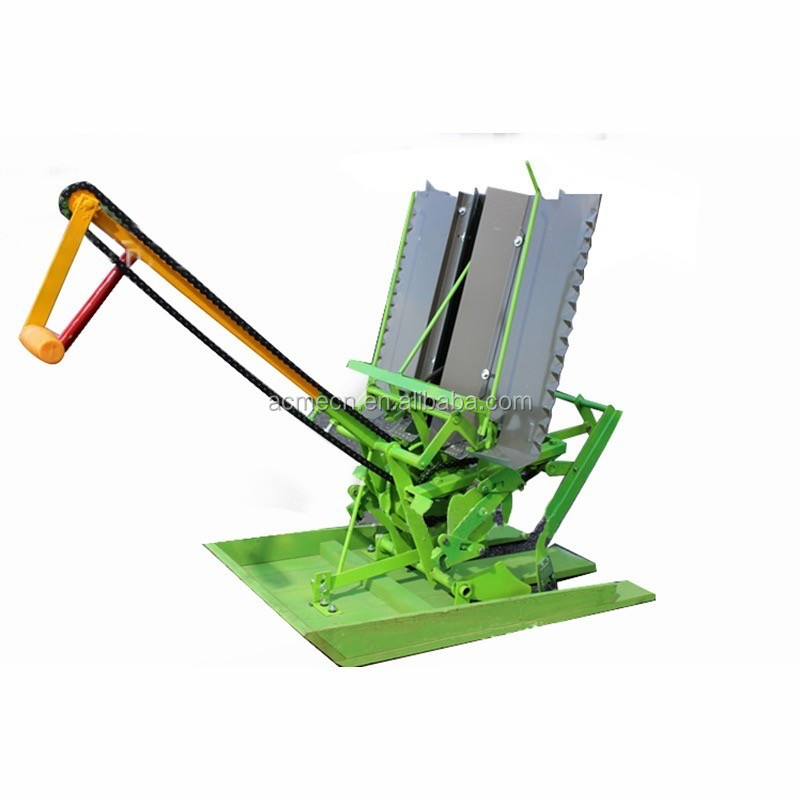 manual rice seeder walking rice transplanter