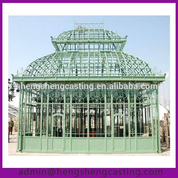 China Supplier Victorian Conservatory & Prefabricated