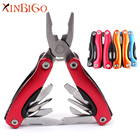 China Wholesale Free Sample Hand Tools Mini Multi Purpose Pliers with Nylon Bag