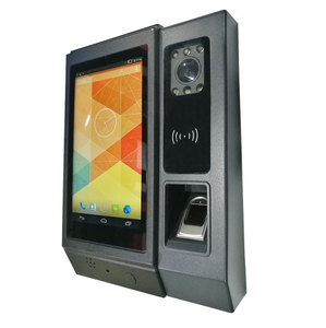 New Face Recognition Time Attendance Standalone door fingerprint bluetooth rfid access control