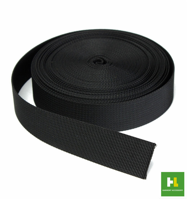 Durable customized woven PP webbing / Polypropylene strap