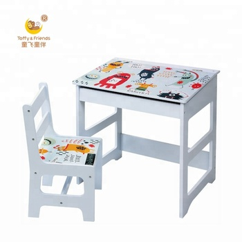 Enjoyable Toffy Friends Children Wooden Study Desk Study Table And Chair Set With Storage Buy Children Wooden Study Desk Kids Study Desk Chair Wooden Table Pabps2019 Chair Design Images Pabps2019Com