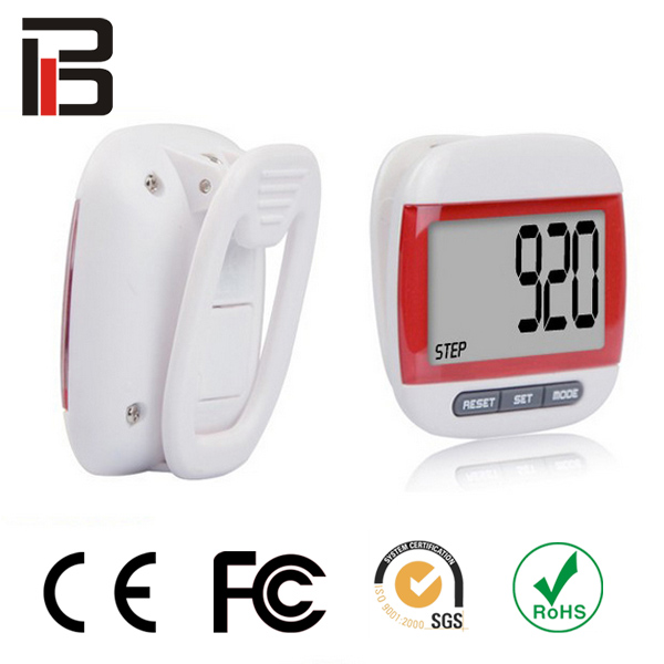 new design cheap pedometer made in China