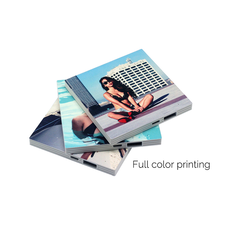 High Quality 2500mAh Promotional Photo Hydro Printing Power Bank to Mobile Phone