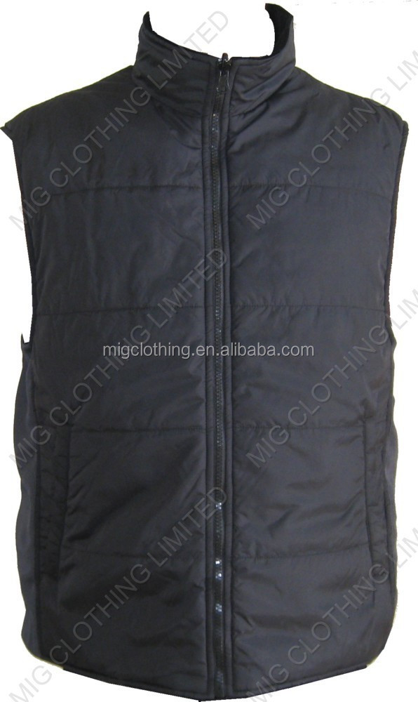 FIR Heated Vest with duck down