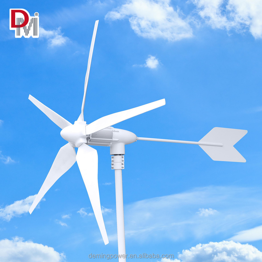 2018 New Horizontal Axis 400w Small Wind Turbine For Home Use With Factory  Price - Buy 400w Wind Turbine,Horizontal Wind Turbine,Small Wind Turbine