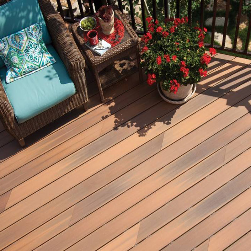 long lieftime deck boards wood laminate wpc flooring in changzhou