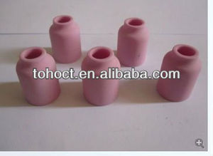 Industrial heating ceramic bead