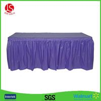 6ft rectangle plastic folding table different table skirt