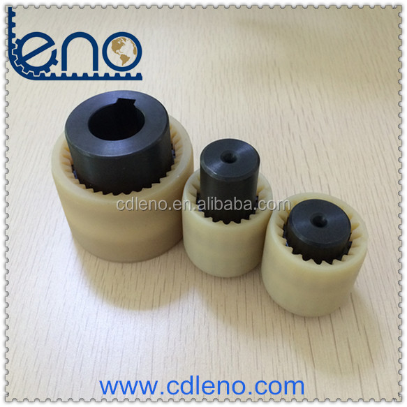 Hot Sale Curved Tooth Coupler Hydraulic Pump Coupling