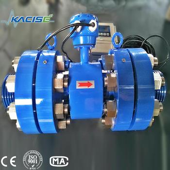 High Pressure Electromagnetic Magnetic Flow Meter Buy