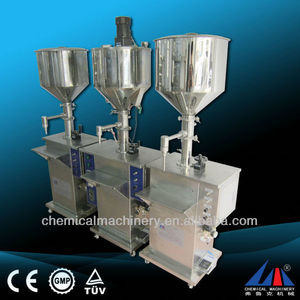 FLK high quality sealant filling machine, seal gum filling machine, adhesive sealant filling machine