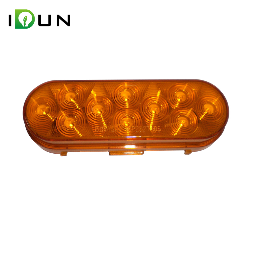 Best Price 10 Diodes Truck Safety Stop & Tail Lights for Cars
