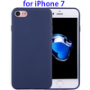 Solid Color Super Soft TPU Phone Case for iPhone 7 Case Transparent