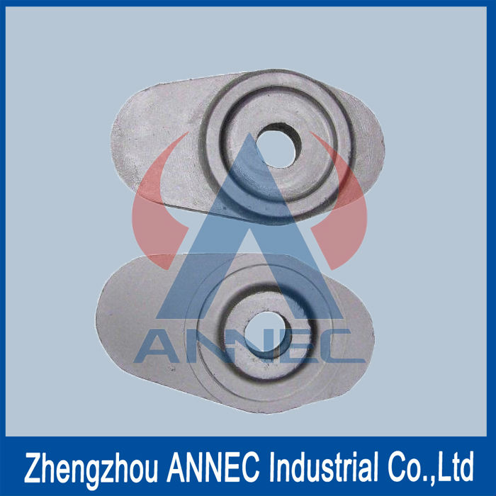 High Quality Refractory Ladle Slide Gate Plate