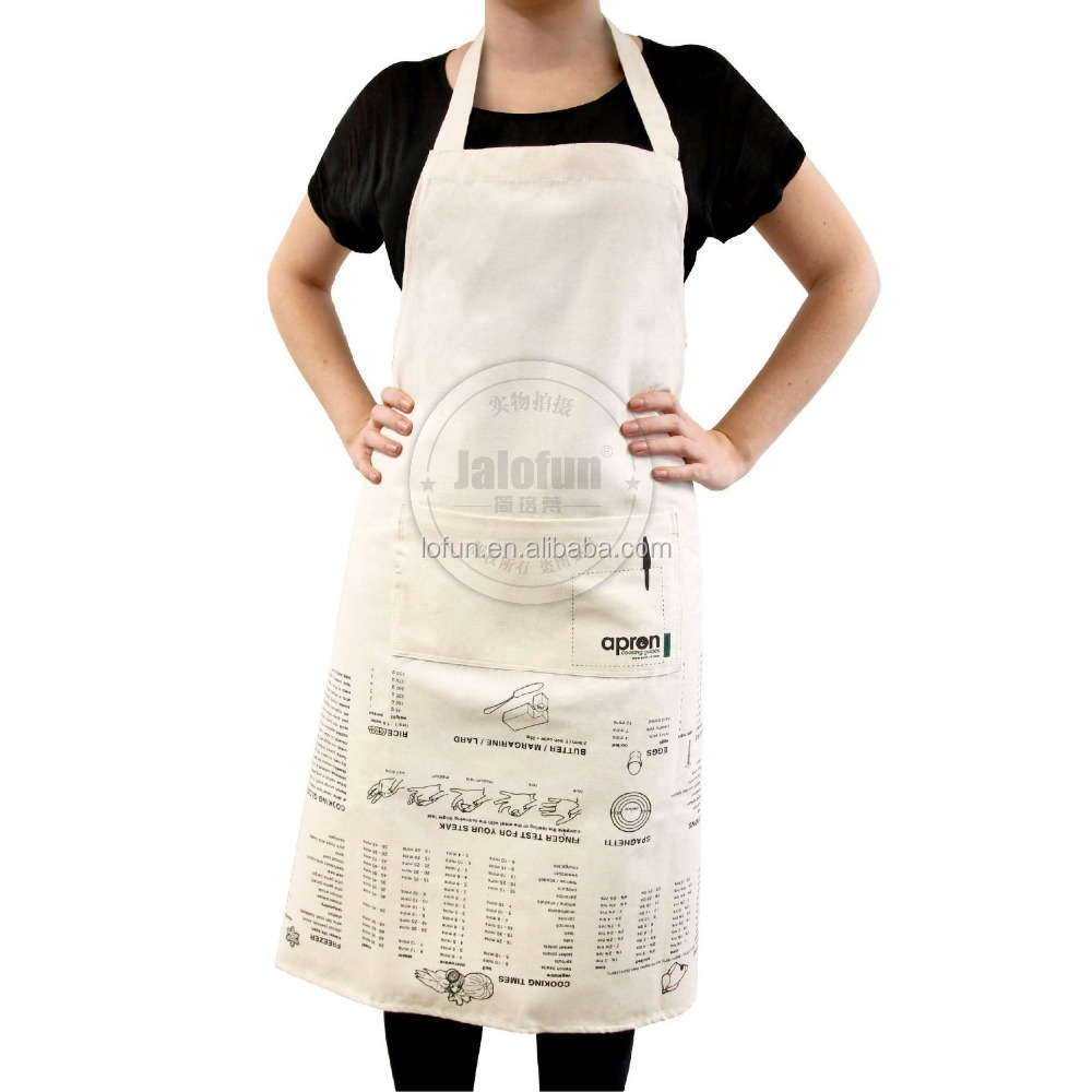 Heat Resistance Custom Bbq Aprons For Men Eco-friendly