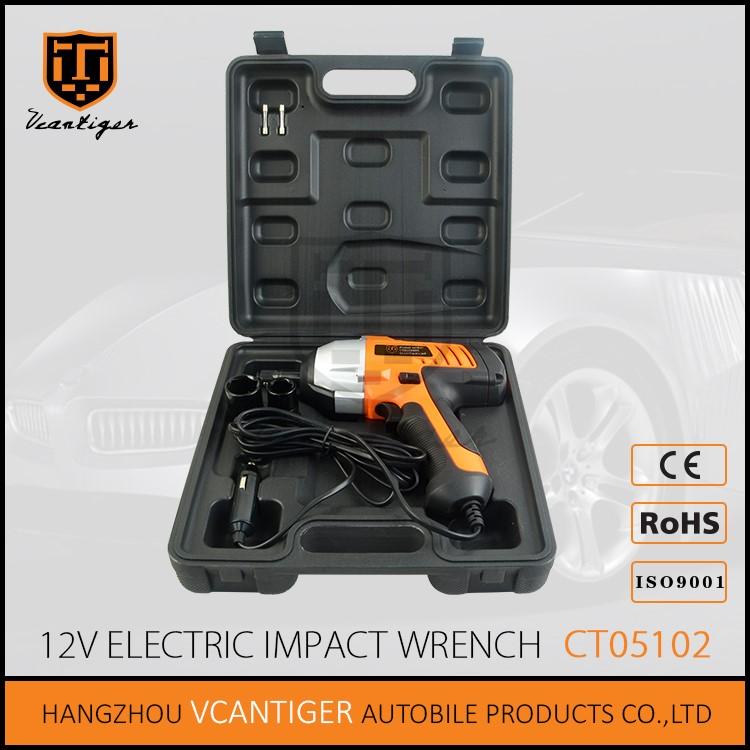 Rongpeng Adjustable Torque Impact Wrench 1/2