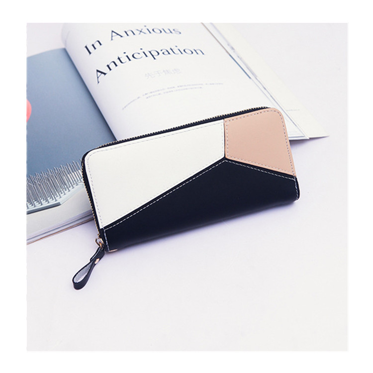 wholesale women fashion wallet ladies pu leather purse