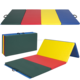 4'x8'x2'' Exercise Mat Gymnastics Mat Folded Vinyl Gym Mat
