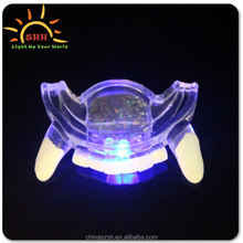 2015 Promotional glowing tooth socket led flashing mouth piece for Halloween