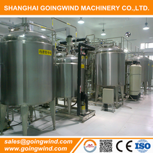 Automatic dairy product making machine milk making machinery cheap price for sale