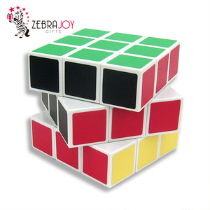Customized factory wholesale release pressure toys 3x3 magic plastic cube