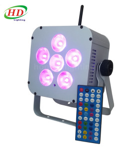 8400 Lamp Luminous Flux(lm) and LED Light Source wireless DMX Led Uplight