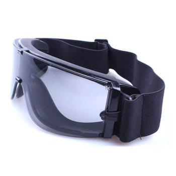 Top quality eyes' saftey glasses army military goggle