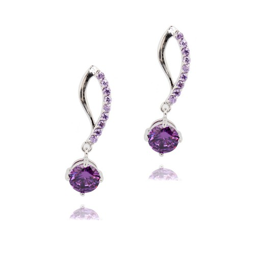 E13705 Unique Fashion baby fashion jewelry sterling silver earring