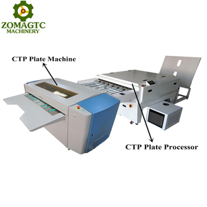 Low Price Thermal CTP Photopolymer Plate Making Machine