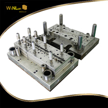 Body feeling the remote control plastic box mould