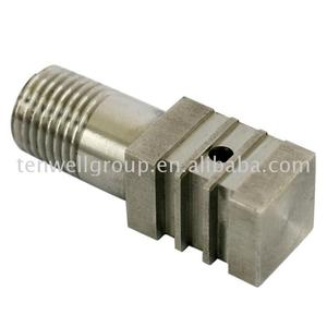 Factory direct cnc machining pump casing plastic parts its-066 made in China