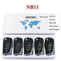 Multi-functional Universal KD KEYDIY Remote Control Car Key for KD900 URG200 NB11